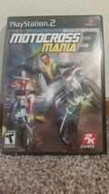Motocross Mania 3 (Sony PlayStation 2, 2005) - $6.64