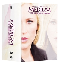 Medium the complete series season 1 7  dvd 2017  35 disc  1 2 3 4 5 6 7 thumb200
