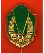 ROMANIA, PARA WING, 3rd CLASS, B&T 934, CIRCA-1960's, DARK GREEN, VARIATION - $9.85
