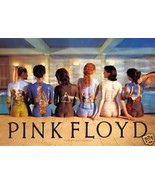 "PINK FLOYD Back Catalogue Nude Naked 29X43"" Cloth Fabric Textile Poster ... - $11.53"