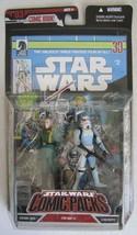 Star Wars Comic Packs GOVERNOR TARKIN & STORMTROOPER Figures & Comic Book - $29.69