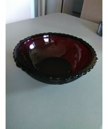 Avon Cape Cod Ruby Red Serving Bowl - $11.91