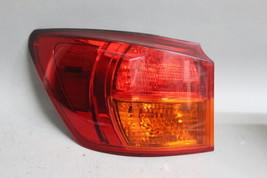2006 2007 2008 06 07 08 LEXUS IS250 IS350 LEFT DRIVER SIDE TAIL LIGHT OEM - $84.14