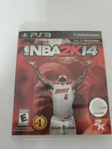NBA 2K14 for PlayStation 3 PLAYSTATION 3 (PS3) Action / Adventure (Video... - $3.47