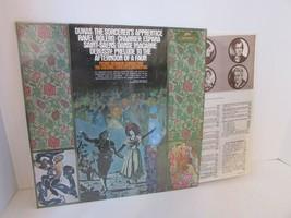 DUKAS THE SORCERER'S APPRENTICE... PIERRE DERVAUX RECORD ALBUM 60177  L114B - £6.55 GBP