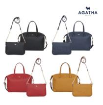 Agatha Neonubo Hand Bag 2 pcs for Woman NWT with Free Shipping - $169.00