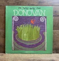 The Hurdy Gurdy Man Donovan Vinyl Record 1968  BN 26420 - $14.03