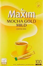Maxim Mocha Gold Mild Coffee Mix - 100pks - $28.12