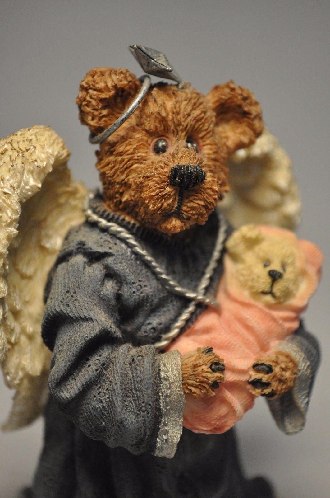 Boyds Bears & Friends: Charity Angelhug & Everychild... 228343 Cherish The Child image 3