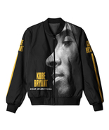 Basketball Legend kobe Bryant Bomber Jacket For Men - $36.99+