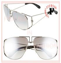 GIVENCHY 7129 Palladium Silver Metal Aviator Unisex GV7129s Sunglasses - $306.90