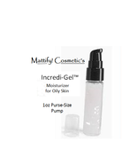 Moisturizer for Oily Skin Mattify Cosmetics Incredi-Gel Light Weight Moi... - $13.75