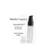 Moisturizer for Oily Skin Mattify Cosmetics Incredi-Gel Light Weight Moi... - $13.75