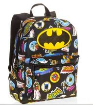 Batman Comic 16 Standard Size Backpack - $19.99