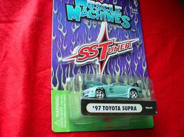 Muscle Machines T02-41 Toyota Supra Light Blue Free Usa Shipping - $11.29