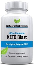 Ultra Premium Keto Blast | Weight Loss Supplement for Fast Fat Burn – Boost - $37.43