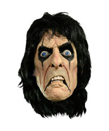 Alice Cooper Mask Deluxe Latex Official Costume - $49.95