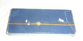 Vintage Avon 1984 Personalized Brass Razor Initials NEW  SB-1 - $9.74