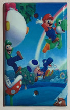 Super Mario Bro Light Switch Power Duplex Outlet Wall Plate Cover Home Decor image 9