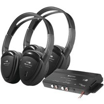 Power Acoustik 2 Sets Of 2-channel Rf 900mhz Wi... - $199.99