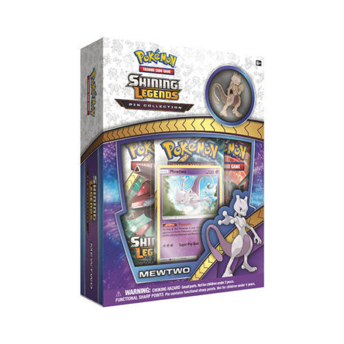 Pokemon Shining Legends Elite Trainer Box + Zoroark Mewtwo & Pikachu Collections