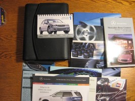 2003 Mercedes Benz C class OEM Owners Manual Set - $37.13