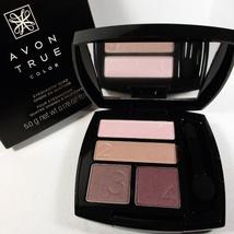 "Avon True Color Eyeshadow Quad ""Romantic Mauves"" - $6.15"