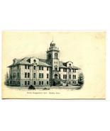 Simon Guggenheim Hall Golden Colorado 1907 postcard - $6.93