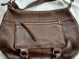 Kenneth Cole Women's Brown Leather Purse - $14.01