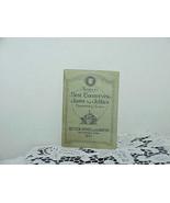 1927 Better Homes And Gardens Cookbook Best Conserves Jams & Jellies Rar... - $24.74
