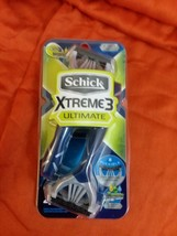 Schick Xtreme 3 Ultimate Razor - 4 Count  NEW!!! - $2.96