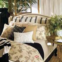 Lauren Ralph Lauren Bedding Plage D'or Stripe California King Bedskirt - $217.79