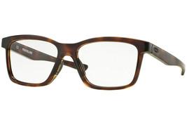 Oakley Gafas Alambrada Pulido Carey con / Claro Demo Lentes OX8069-02 53 - $136.53