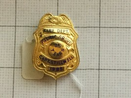 Obsolete 1985 Fire Department Pacific Grove California Captain Stillwell... - $55.00