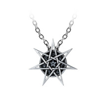 Elven Star Necklace by Alchemy Gothic - $29.70