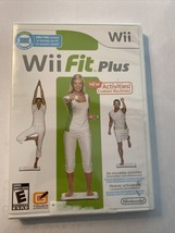 Wii Fit Plus Factory Sealed Brand New Video Game Fitness Exercise Home Gym - $20.96