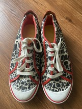 Coach Women's Cheetah Print Shoes *SIZE 8* - $29.21