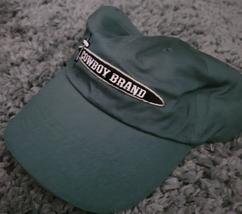 Cowboy Brand Cross Ball Cap Cotton Adult Country Green image 1