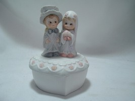 LEFTON CHINA THE CHRISTOPHER COLLECTION HEAVENLY HOBOS 1984 #04634 - $7.99