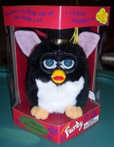 FURBY ELECTRONIC Toy Animal LIMITED EDITION 1998 RETIRED MODEL 70-886 NIB - $89.94