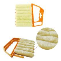 Creative Microfibre Venetian Blind Blade Bathroom Accessories Window Cle... - $13.99