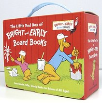 The Little Red Box of Bright and Early Board Books (Bright & Early Board... - $13.51
