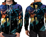 Nightwing night rain zipper hoodie men s  thumb155 crop