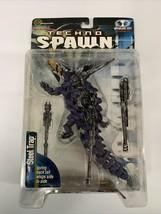 Mcfarlane Spawn Series 15 Techno Spawn - Steel Trap Alligator New 1999 - $12.12