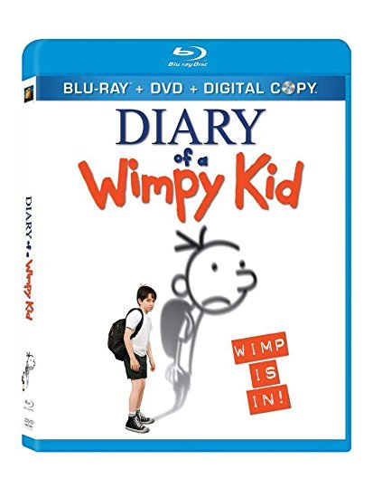 Diary of a Wimpy Kid [Blu-ray + DVD] (2010)