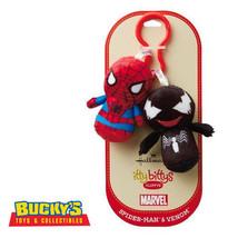 Marvel Comics Spider-Man & Venom Hallmark itty bitty bittys Clippys  Sup... - $13.84
