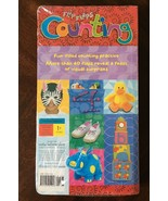 2 Flip Flaps Board Books Counting & Opposites By Sara Philips NEW OOP - $19.99