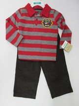 Carters 2pc Long Sleeve Pant Set Brand New! Size 18 Months - $9.85