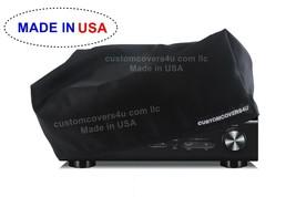CUSTOMCOVERS4U Custom Dust Cover Audio Theater Receiver Fits Mcintosh Sony Yamah - $26.99