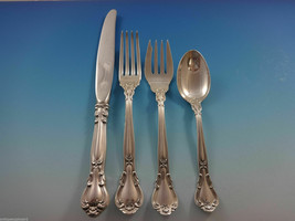 Chantilly by Gorham Sterling Silver Regular Size Place Setting(s) 4pc - $188.10